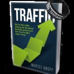 Traffic Buch von Marcel Knopf Fastlane Marketing